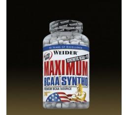 Weider - Maximum ВСАА Syntho + PTK / 240 Caps. Хранителни добавки, Аминокиселини, Разклонена верига (BCAA)