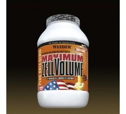 Weider - Maximum Zell Volume  / 2000 gr Хранителни добавки, Гейнъри за покачване на тегло, Въглехидрати