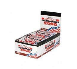 Weider - Mega Mass 2000 Bar / 24 x 60g. Хранителни добавки, Протеини, Протеинови барове и храни