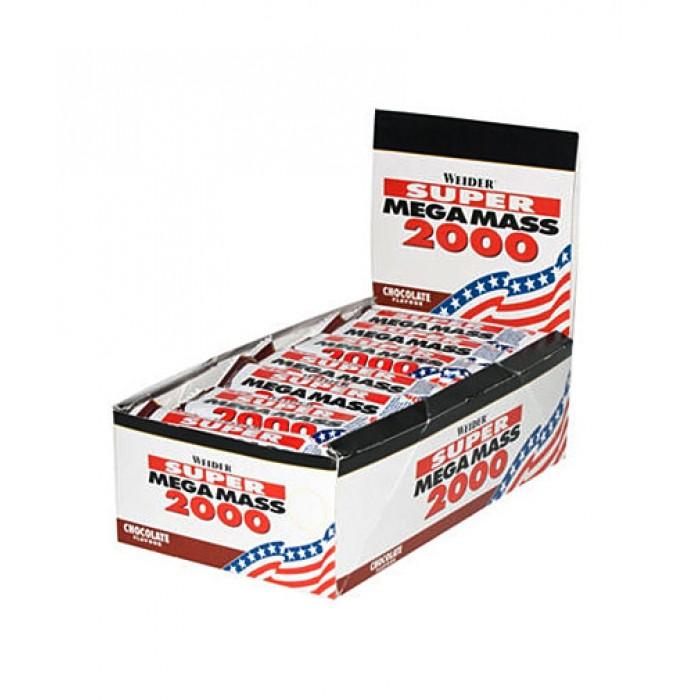 Weider - Mega Mass 2000 Bar / 24 x 60g.