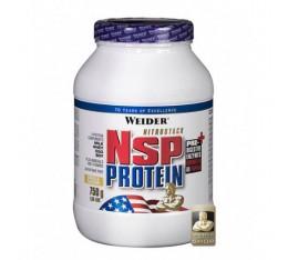 Weider - NSP Nitrostack Protein / 750 gr Хранителни добавки, Протеини, Протеинови матрици