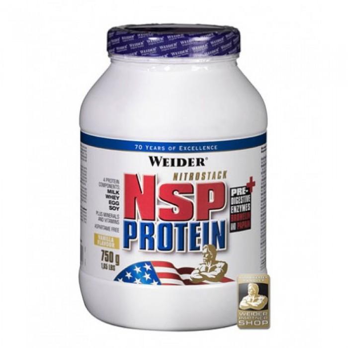 Weider - NSP Nitrostack Protein / 750 gr