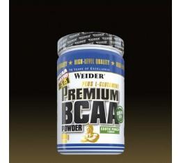 Weider - Premium BCAA Powder / 500 gr Хранителни добавки, Аминокиселини, Разклонена верига (BCAA)