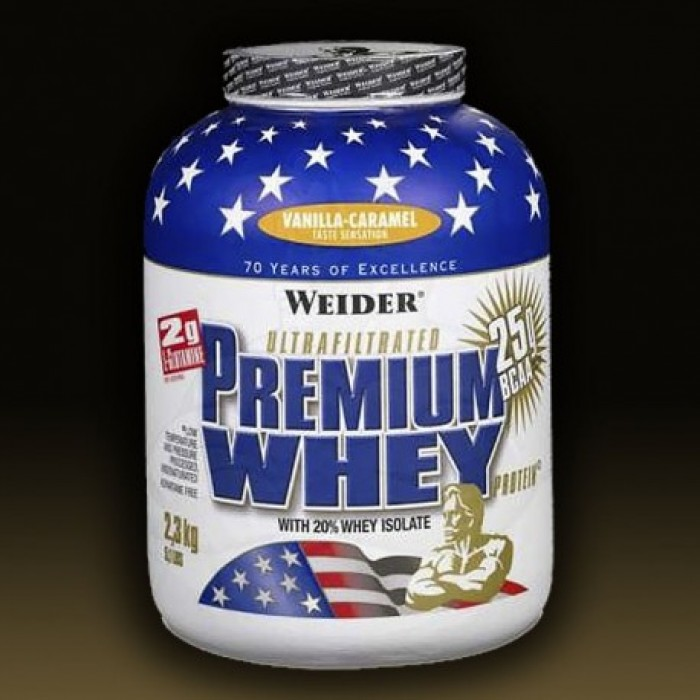Weider - Premium Whey Protein / 2300 gr