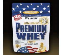 Weider - Premium Whey Protein / 500 gr Хранителни добавки, Протеини, Суроватъчен протеин