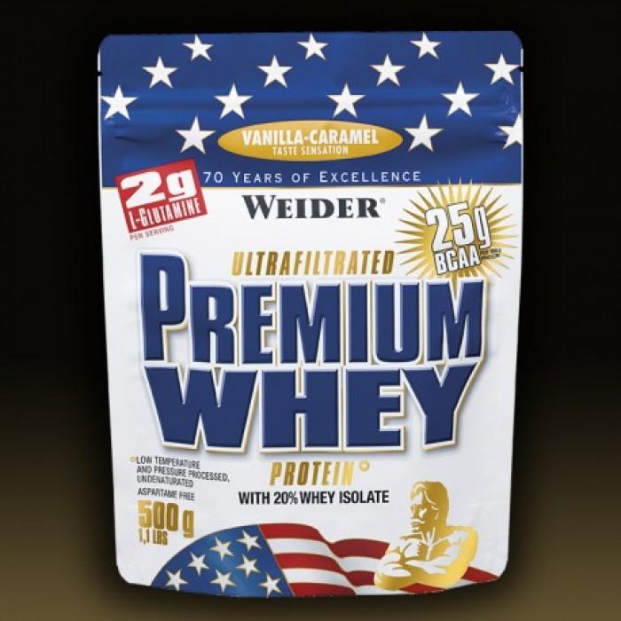 Weider - Premium Whey Protein / 500 gr