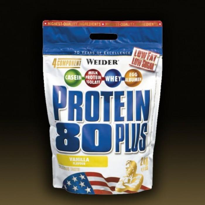 Weider - Protein 80+ / 2000 gr