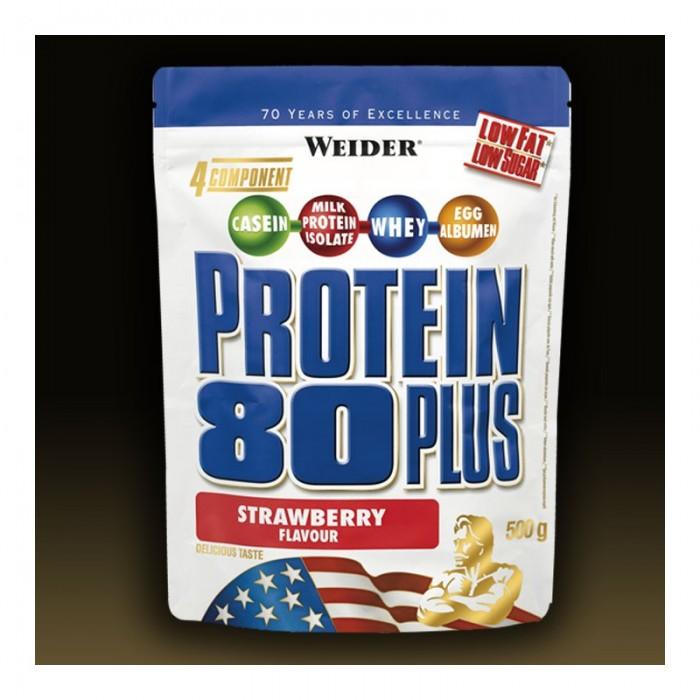 Weider - Protein 80+ / 500 gr