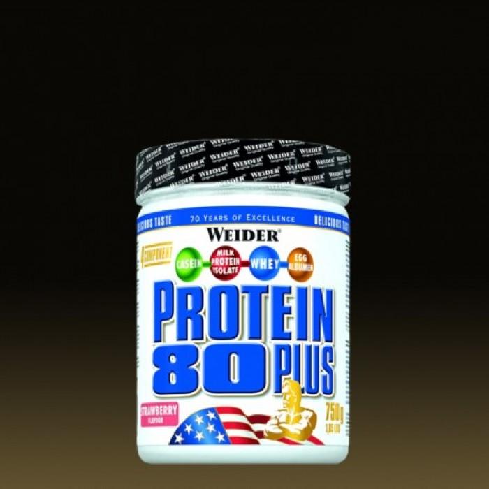 Weider - Protein 80+ / 750 gr