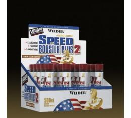 Weider - Speed Booster Plus 2 / 20 amp. x 25 ml. Хранителни добавки, Енергийни продукти