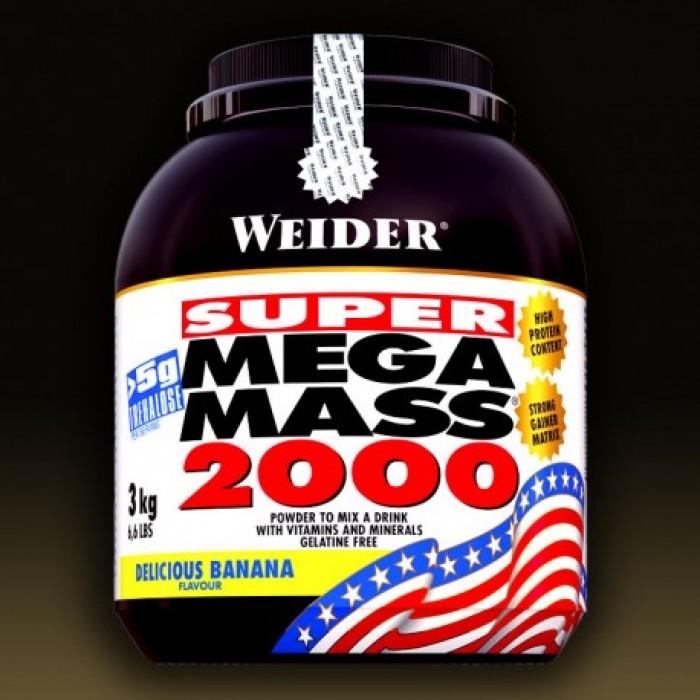 Weider - Super Mega Mass 2000 / 3000 gr