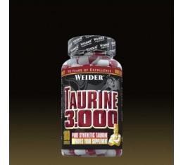 Weider - Taurine 3000 / 180 caps Хранителни добавки, Аминокиселини, Таурин