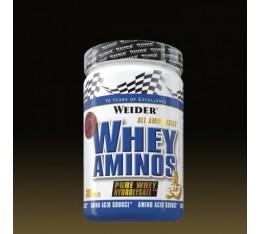 Weider - Whey Aminos / 300 tab Хранителни добавки, Аминокиселини, Комплексни аминокиселини