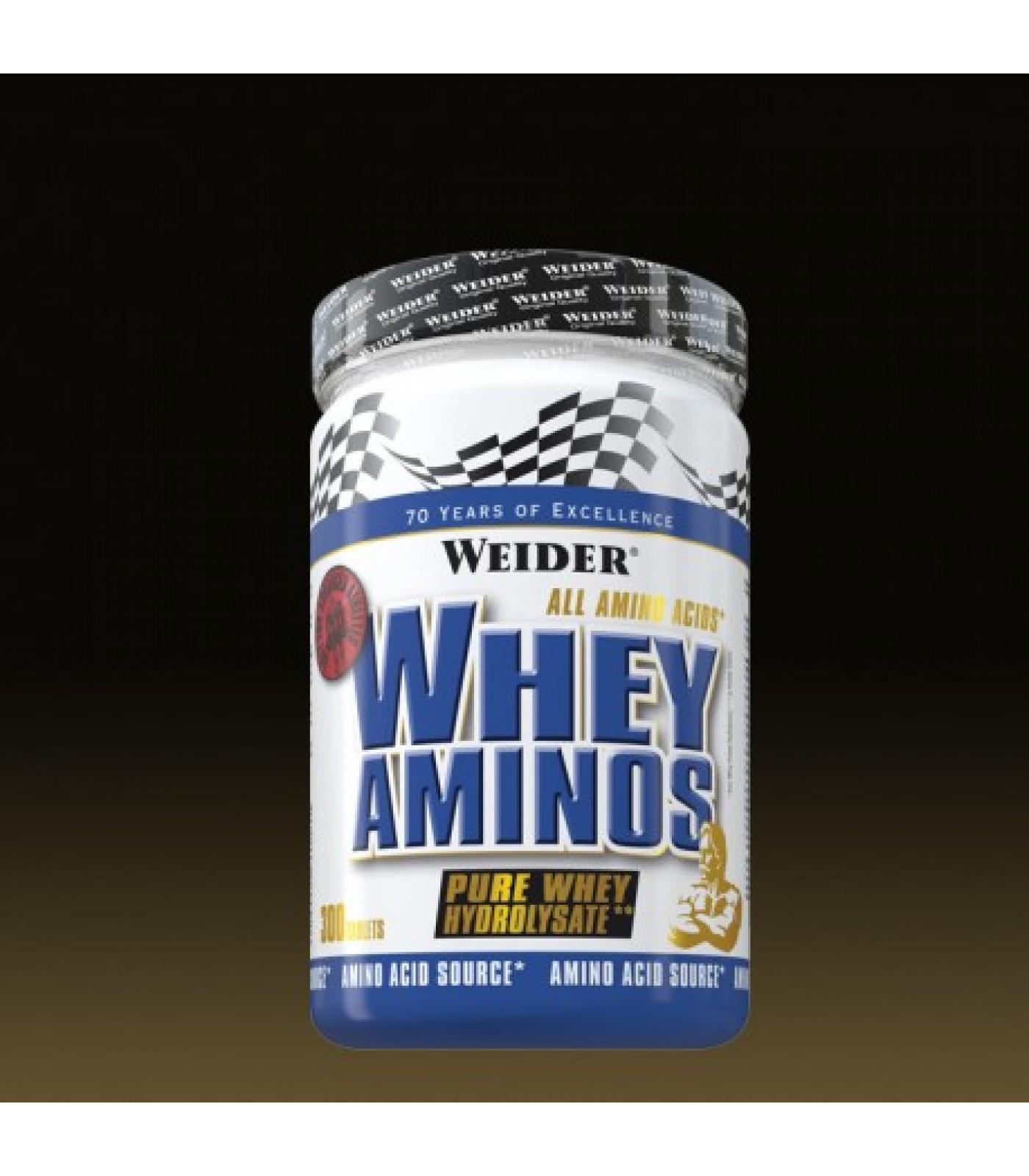 Weider - Whey Aminos / 300 tab