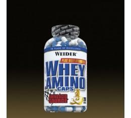 Weider - Whey Aminos / 280 caps Хранителни добавки, Аминокиселини, Комплексни аминокиселини