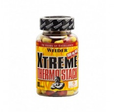 Weider - Xtreme Thermo Stack / 80 caps