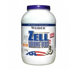 Weider - Zell Volume Plus 2 / 2000 gr Хранителни добавки, Креатинови продукти, Кре-Алкалин