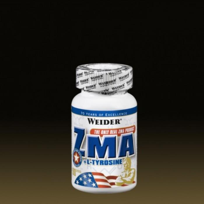 Weider - ZMA + L-Tyrosine / 90 caps