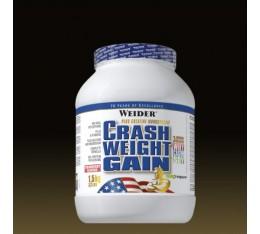 Weider - Crashweight Gain / 1500 gr Хранителни добавки, Гейнъри за покачване на тегло, Гейнъри