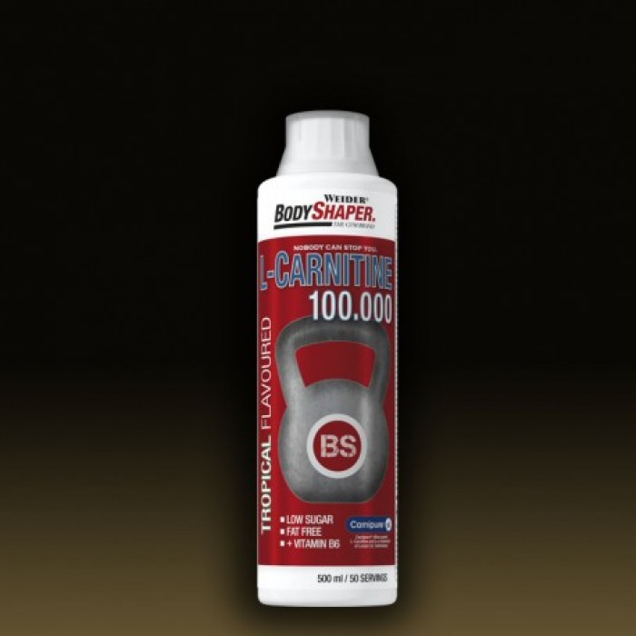 Weider - L-Carnitine 100 000 / 500 ml