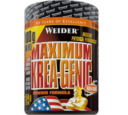 Weider - Maximum Krea-Genic Powder / 454 gr Хранителни добавки, Креатинови продукти