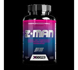 Xcore - Z-MAN / 90 caps. Хранителни добавки, Стимулатори за мъже