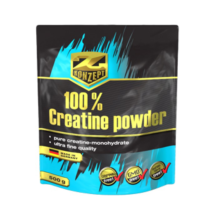 Z Konzept - 100% Creatine Powder / 500 gr.