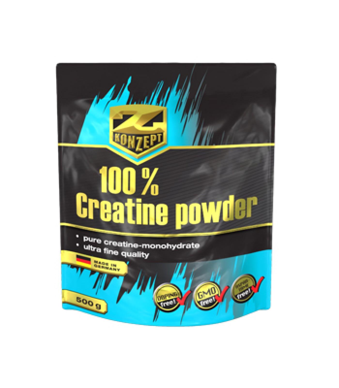 Z Konzept - 100% Creatine Powder / 500 gr.