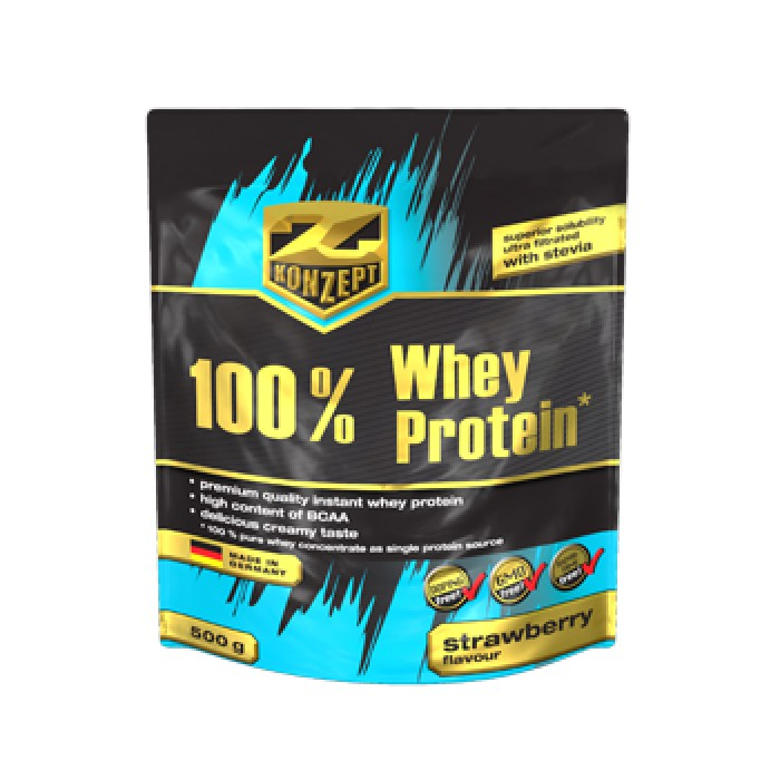 Z Konzept - 100% Whey Protein / 500gr.
