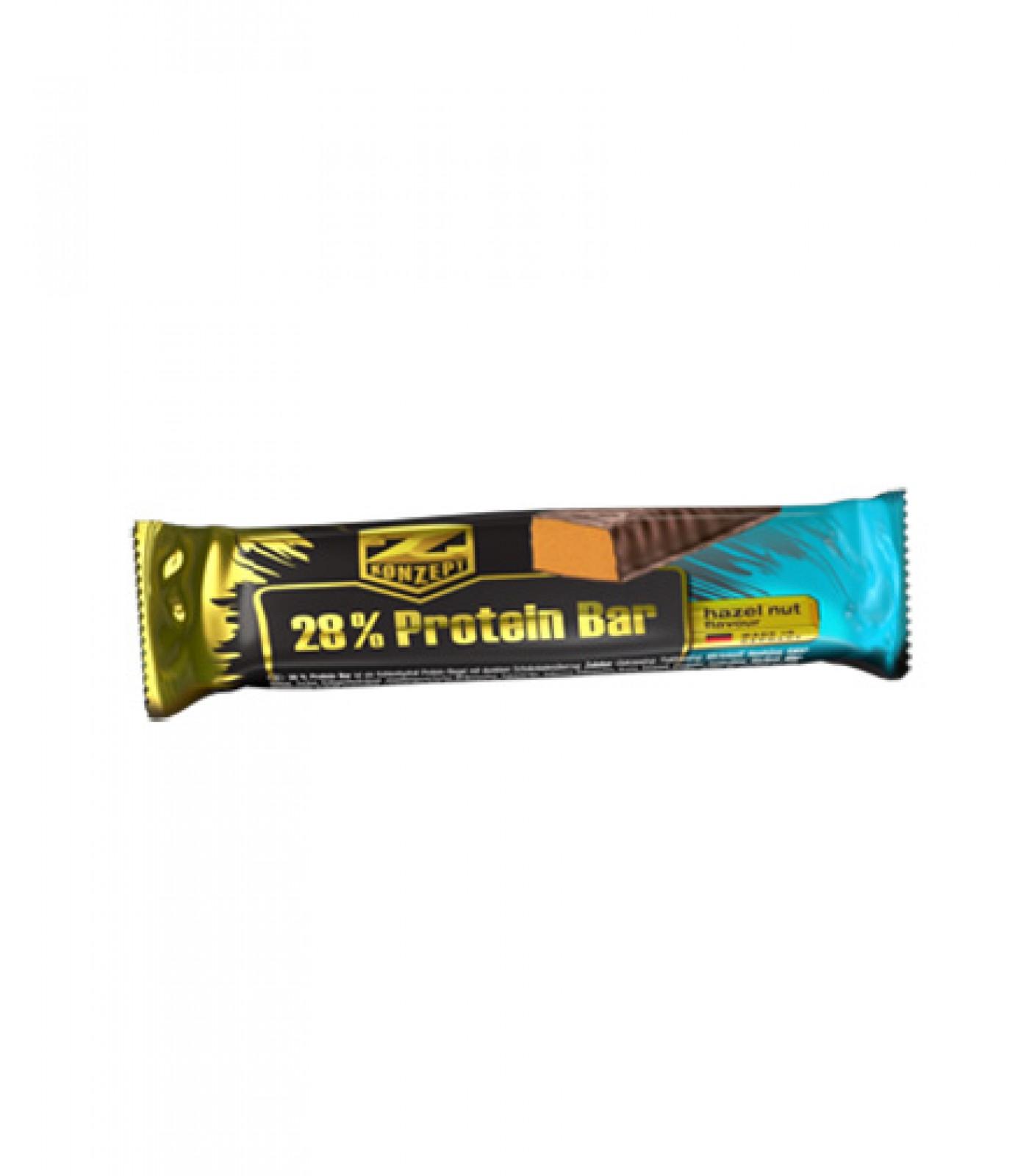 Z Konzept - 28% Protein bar / 35 gr. x 24 bars