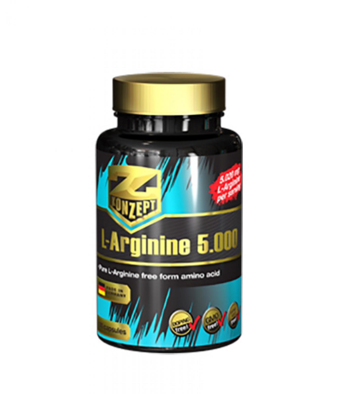 Z Konzept - L-Arginine 5.000 / 100caps.