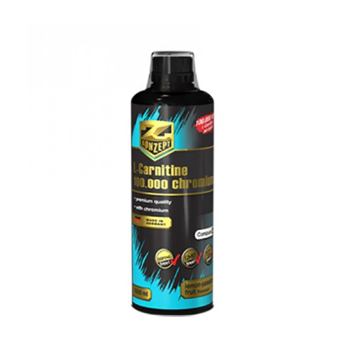 Z Konzept - L-Carnitine 100 000 Cromium Liquid / 500ml.