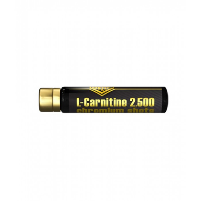 Z Konzept - L-Carnitine 2.500 Cromium Shots / 20x25ml.