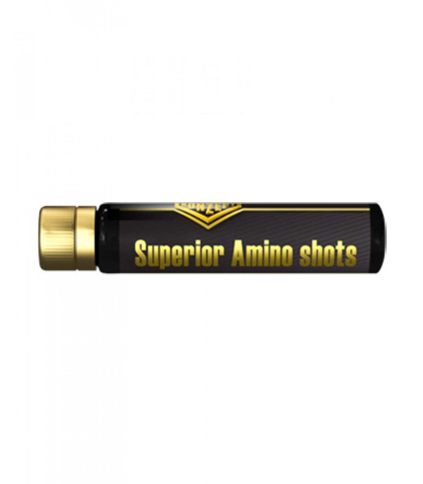 Z-Konzept - Superior Amino Shots / 20x25ml.