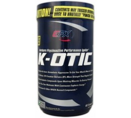 All American EFX - K-Otic / 457 gr. Хранителни добавки, Азотни/напомпващи, Креатинови продукти