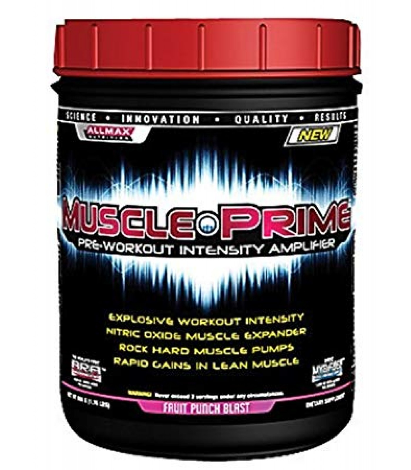 AllMax - Muscle Prime / 266 gr.
