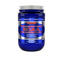AllMax - BCAA 2:1:1 / 400gr. Хранителни добавки, Аминокиселини, Разклонена верига (BCAA)