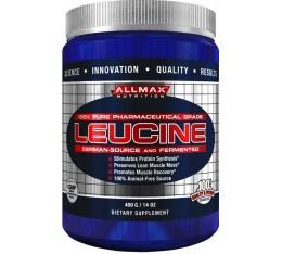 AllMax - Leucine / 100gr. Хранителни добавки, Аминокиселини, Леуцин