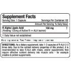 AllMax - R-ALA Antioxidant / 60caps.