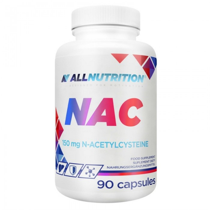 Allnutrition NAC / 90 caps