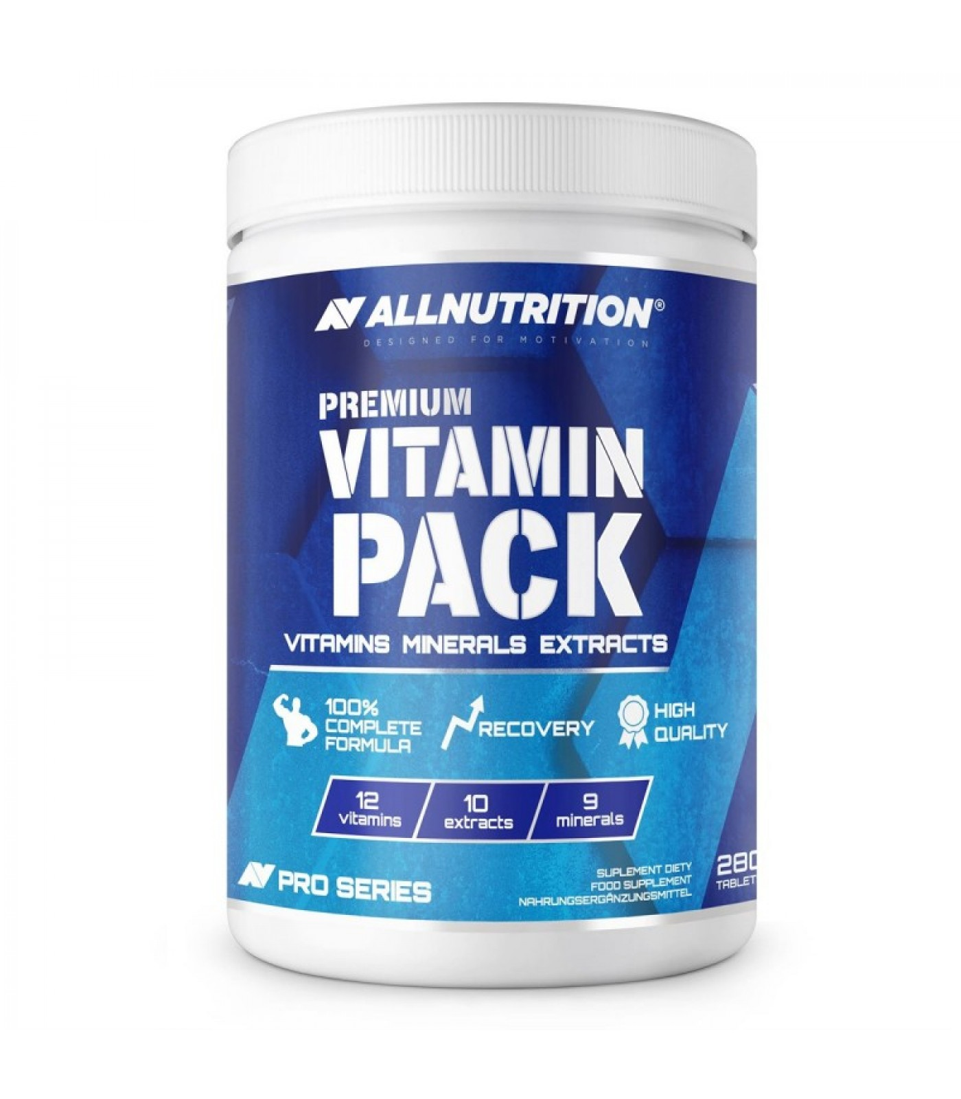Allnutrition Premium Vitamin Pack / 280 tab