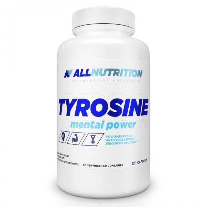 Allnutrition Tyrosine / 120 caps