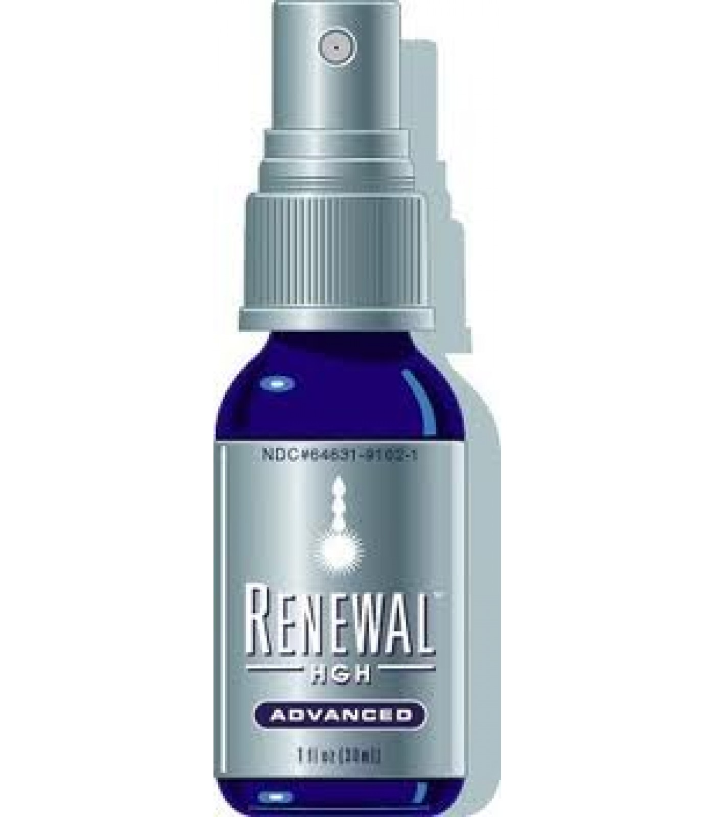 Always Young - Renewal HGH Advanced / 180 sprays