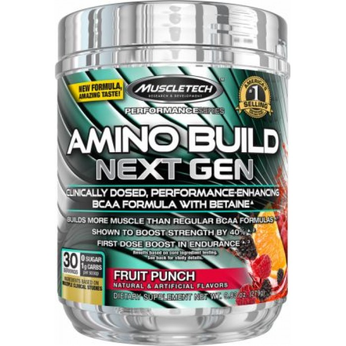MuscleTech - Amino Build Next Gen / 270 gr.
