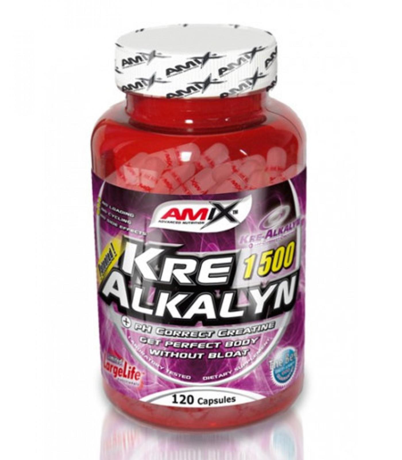 Amix - Kre-Alkalyn ® / 120tabs.