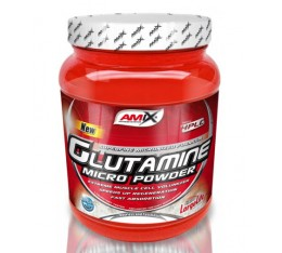 Amix - L-Glutamine Powder / 1000gr. Хранителни добавки, Аминокиселини, Глутамин