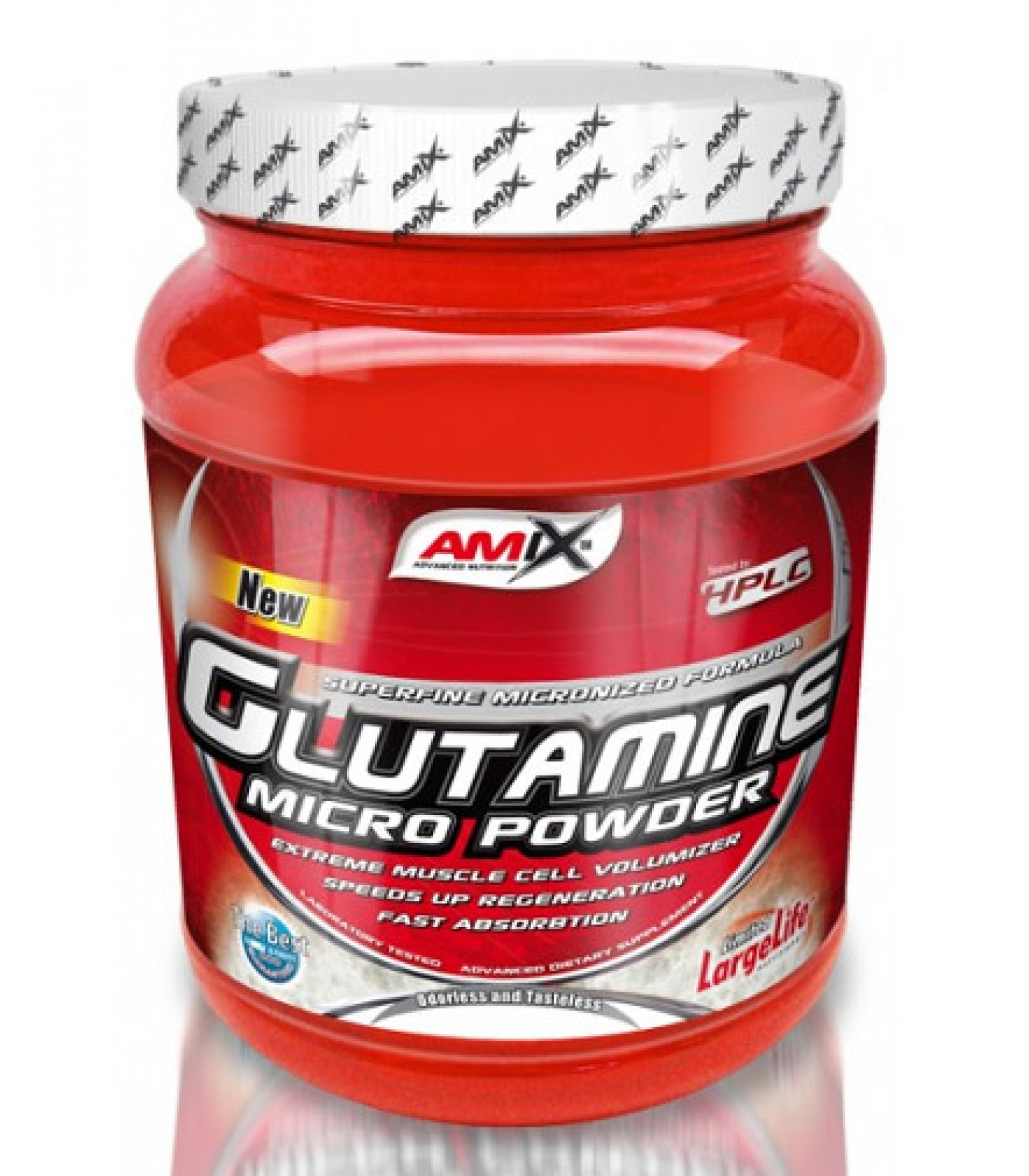 Amix - L-Glutamine Powder / 500gr.
