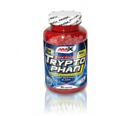 Amix - L-Tryptophan / 90tabs. x 1000mg. Хранителни добавки, Аминокиселини