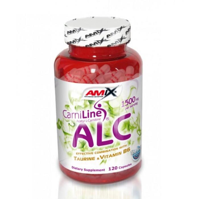 Amix - ALC with Taurin & Vitamine B6 / 120caps.