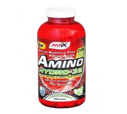Amix - Amino HYDRO-32 / 250tabs. Хранителни добавки, Аминокиселини, Комплексни аминокиселини